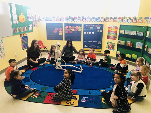Circle Time is a teacher-directed, interactive selection of activities ...